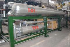The Kozhukhotrubchaty heatexchange device,