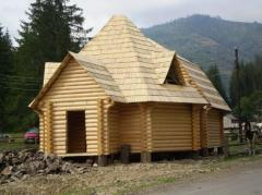 Wooden to order houses, the wooden house in