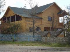 Case di legno finlandese