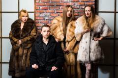 Эксклюзивные меховые куртки женские Киев, куртка