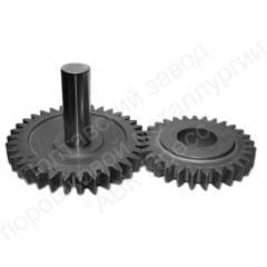 Gear wheels for machines and mechanisms from