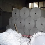 Basis of toilet paper