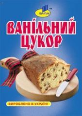 Ванільний цукор, ТМ Верба Пак 8 гр.