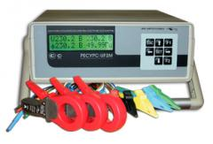 Electric power quality analyser