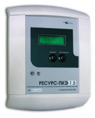 Resource-PKE electric power quality analyser 1.5