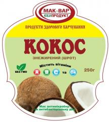 Meal from coconut (250 g)