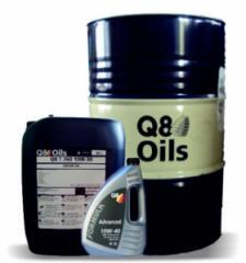 Масло моторное полусинтетическое Q8