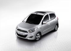 Автомобили Hyundai I 10