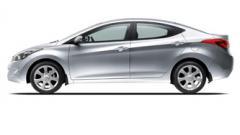 Автомобили Hyundai Elantra