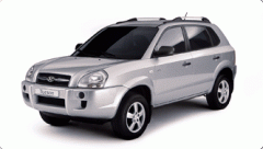 Автомобили Hyundai Tucson