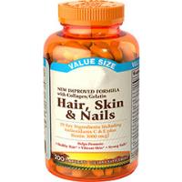 Витамины кожа ногти волосы