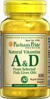 A & D - уникальный комплекс витаминов