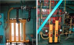Установка подготовки газа для АГНКС