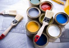 Industrial paints and coatings
