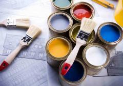 Промышленные лакокрасочные материалы и покрытия