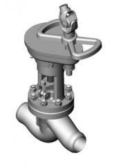 Клапаны (вентили) запорные типа 1с-8-2 Ду 80 Ру