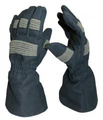 Protective gloves from high temperatures