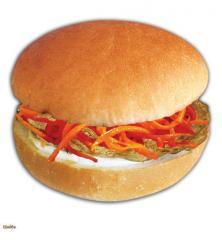 Бутерброд Шайба, Бутерброд с куриной котлетой