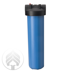 Cases of filters for water purification, the