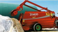 Кормосмеситель горизонтальный ZAGO KING,