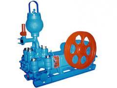 Chisel pumps