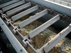 Scraper conveyor, scraper conveyor