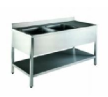 To buy welded washing tanks with the shelf