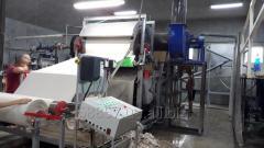 Завод по производству туалетной бумаги,