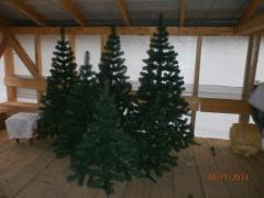 Елки новогодние от 0.6 до 3 м