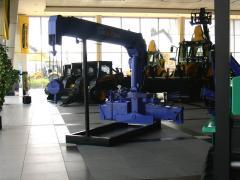 Crane Tadano's Manipulator