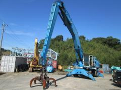 He overloader was thrown by FUCHS MHL360