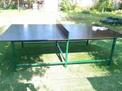 Street table for table tennis