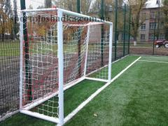 Grids Kiev, Grids, knitted for a mini-football