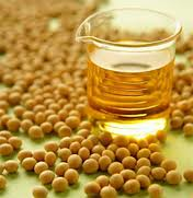 Soy oil for expor