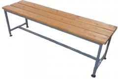 Benches for locker rooms