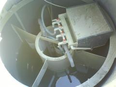Systems of deep biological sewage treatment Kiev.