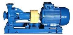 Console pumps for water (TsKM, AEN, K, KM, K-3S,