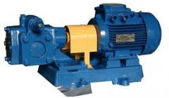 Oil pumps centrifugal (TsNSMA, TsNSM, MV, MKV)
