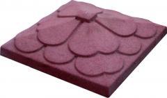 Кришки бетонні на стовпи