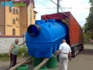 Biosplitters of fatty waste Kiev,