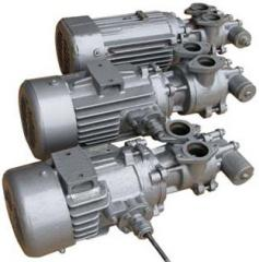 Rotary-vane compressors