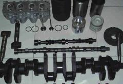 Component parts for vessels