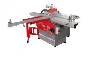 Multioperational woodworking machines