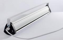 Светильники серии LEar - освещение магазина,