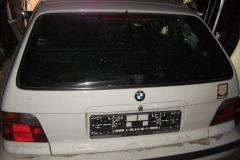 Boot lid on E36