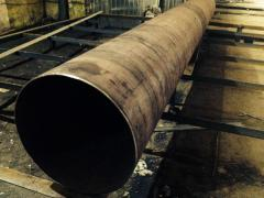 Pipe steel straight-line-seam 630th thickness of a