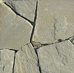 Stone flat natural (sandstone), tolshch.1,0 -