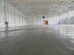 Bulk floors for warehouse and production shops