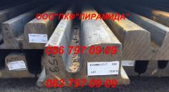 Рейки трамвайні 12,5м Т-62