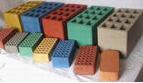 Пигменты (красители для бетона) для бетонов и